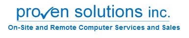 Proven Solutions Inc